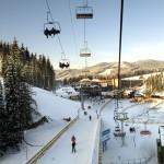 История поездки в Буковель на лыжи с Калина-тур