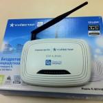 Замена wi-fi роутера от Киевстара