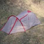 Палатка Hannah Atol. Видео обзор