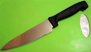 Нож, не требующий заточки! Качественный хозяйственный нож за $1
