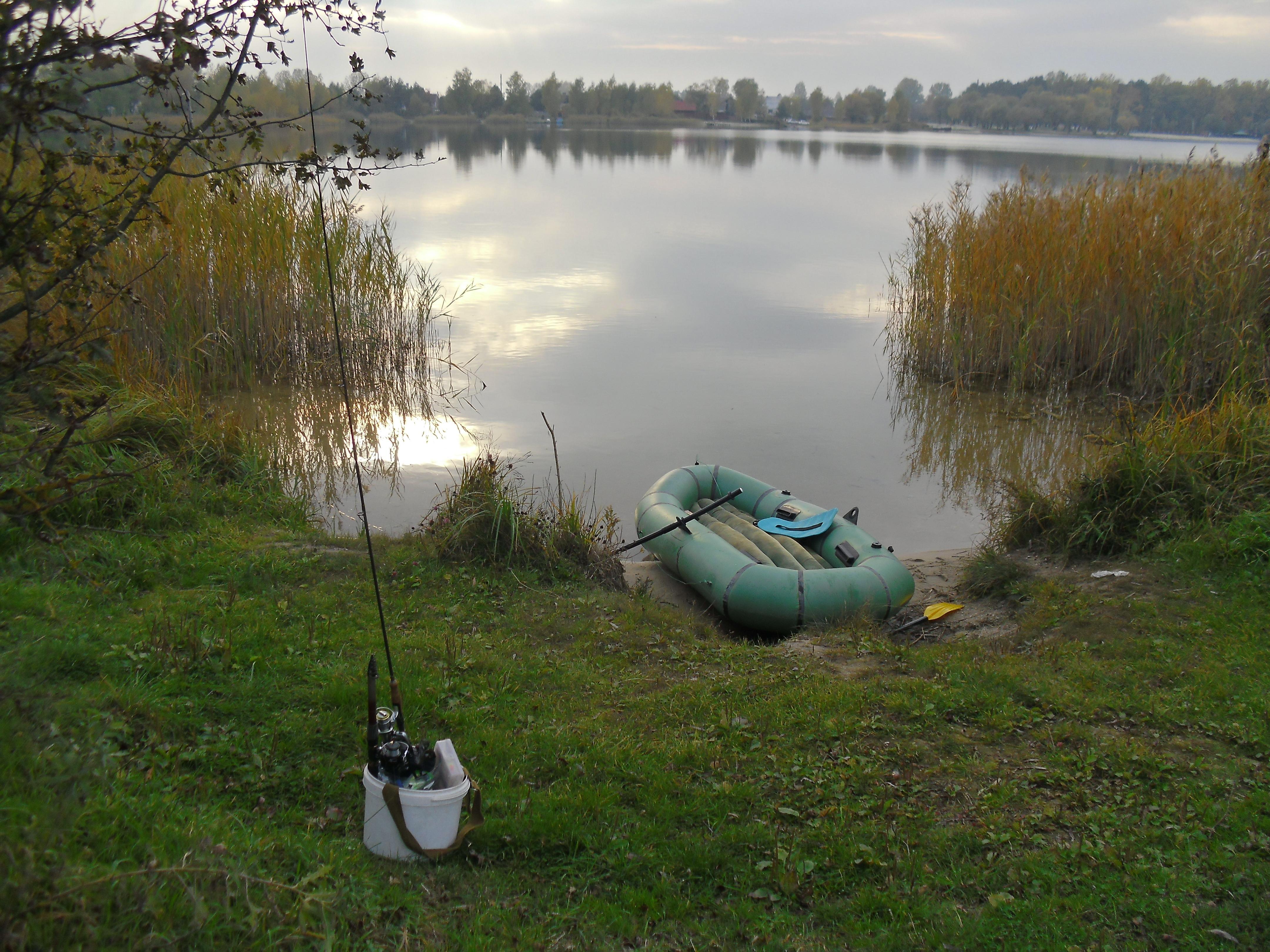 рыбалка на Задорожном