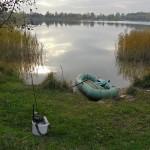 Отдых с элементами рыбалки на озере Байкал
