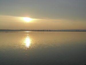 Рыбалка с разведкой местности. Водохранилище Гамалиевка