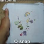 Как сделать q-snap своими руками (рамка-пяльце, рамка для вышивания, пяльце для вышивки)