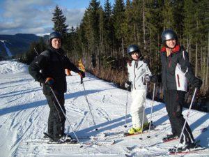 Буковель: катаемся и открываем сезон на лыжах
