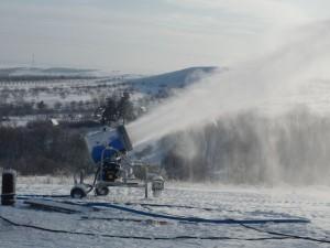 snow-pushka