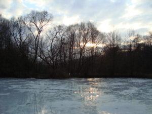 Шашлычинг и закрытие сезона зимней рыбалки