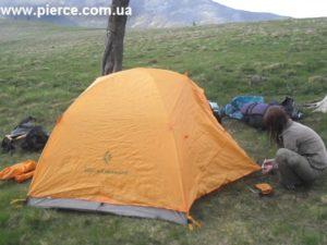 Палатка Black Diamond Mesa Tent.Обзор