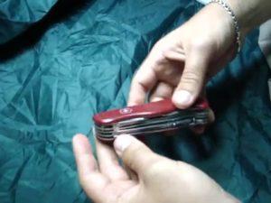Нож Victorinox Tradesman 0.9053. Обзор