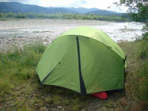Палатка Nemo equipment Losi 2P. Обзор
