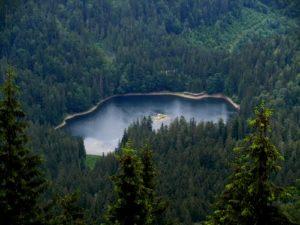 Карпаты. Национальный парк Синевир. День 3-й. Озеро Синевир