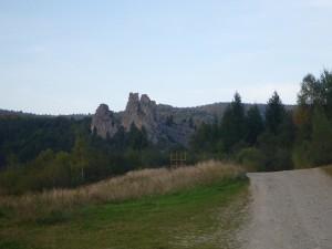 Скалы Тустани
