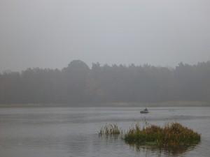 Ряды рыбаков поредели