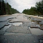 Прошу помочь заставить УКРАВТОДОР отремонтировать дорогу