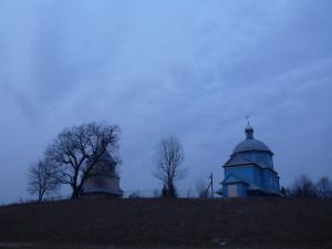 Церковь в с.Кутров