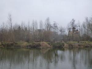 Берестечко, костёл и церковь