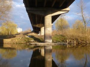 Луцк, мост на ул. Шевченко