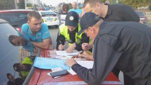 Моё знакомство с полицией Львова