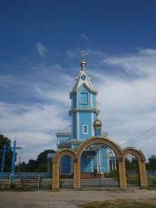 Церковь в Крымно
