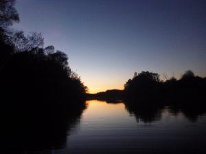 В поисках окуня на речке Стрый