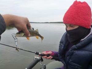 Гномик-рыболов