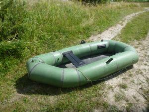 Лодка Язь-2 из БЦК